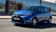 Nuova Toyota Yaris Hybrid: la scelta giusta - Immagine: 12