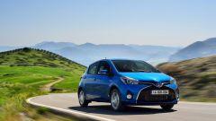 Nuova Toyota Yaris Hybrid: la scelta giusta - Immagine: 1