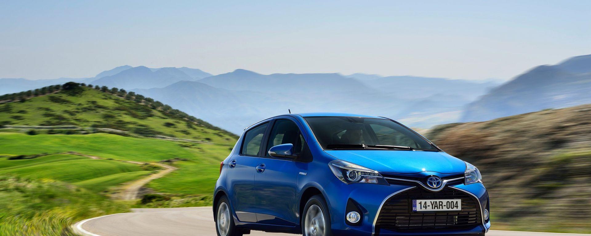 Nuova Toyota Yaris Hybrid: la scelta giusta