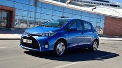 Nuova Toyota Yaris Hybrid: la scelta giusta - Immagine: 16