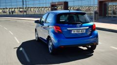 Nuova Toyota Yaris Hybrid: la scelta giusta - Immagine: 13