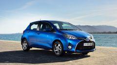 Nuova Toyota Yaris Hybrid: la scelta giusta - Immagine: 17
