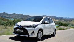 Nuova Toyota Yaris Hybrid: la scelta giusta - Immagine: 2