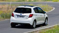 Nuova Toyota Yaris Hybrid: la scelta giusta - Immagine: 4
