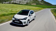 Nuova Toyota Yaris Hybrid: la scelta giusta - Immagine: 5