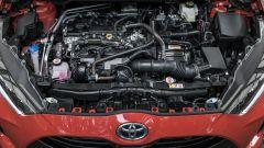 Nuova Toyota Yaris Hybrid, sotto il cofano un 3 cilindri da 1,5 litri