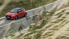 Nuova Toyota Yaris, motore ibrido o solo a benzina