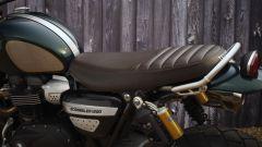 Triumph Scrambler 1200 2021: motori Euro 5, meno calore e... McQueen - Immagine: 17