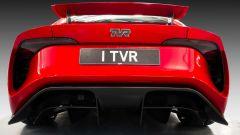 Nuova TVR Griffith: rinasce il mito da 400 CV - Immagine: 14