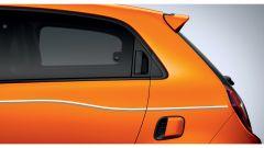 Nuova Twingo Z.E: dettaglio posteriore