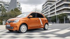 Nuova Twingo Z.E full-electric da 22 kWh