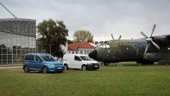 Nuova Volkswagen Caddy 2021: versione monovolume accanto alla versione furgone Caddy Cargo