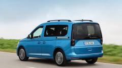 Nuova Volkswagen Caddy 2021