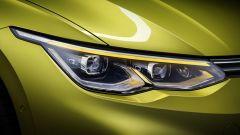 Nuova Volkswagen Golf 2020: i nuovi indicatori di direzione anteriori