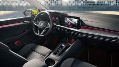 Nuova Volkswagen Golf 2020: i nuovi interni
