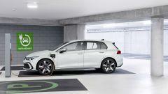Nuova Volkswagen Golf 2020: la versione elettrica GTE.