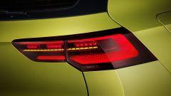 Nuova Volkswagen Golf 2020: nuovo design dei fari posteriori a LED