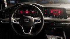 Nuova Volkswagen Golf 2020: strumentazione rinnovata da cima a fondo
