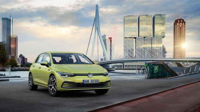Nuova Volkswagen Golf 2020
