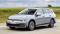 Volkswagen Golf Alltrack, quando esce e quanto costa la 4x4 - Immagine: 1