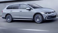Volkswagen Golf Alltrack, quando esce e quanto costa la 4x4 - Immagine: 4