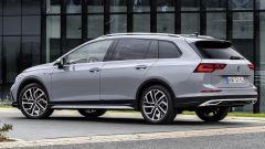 Volkswagen Golf Alltrack, quando esce e quanto costa la 4x4 - Immagine: 7