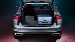 Nuova Volkswagen Golf Alltrack: il vano di carico
