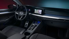 Nuova Volkswagen Golf Alltrack: interni
