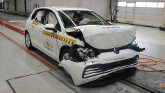 Nuova Volkswagen Golf, alta dotazione ADAS