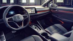 Nuova Volkswagen Golf GTI Clubsport: gli interni
