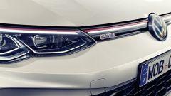 Nuova Volkswagen Golf GTI Clubsport: la calandra