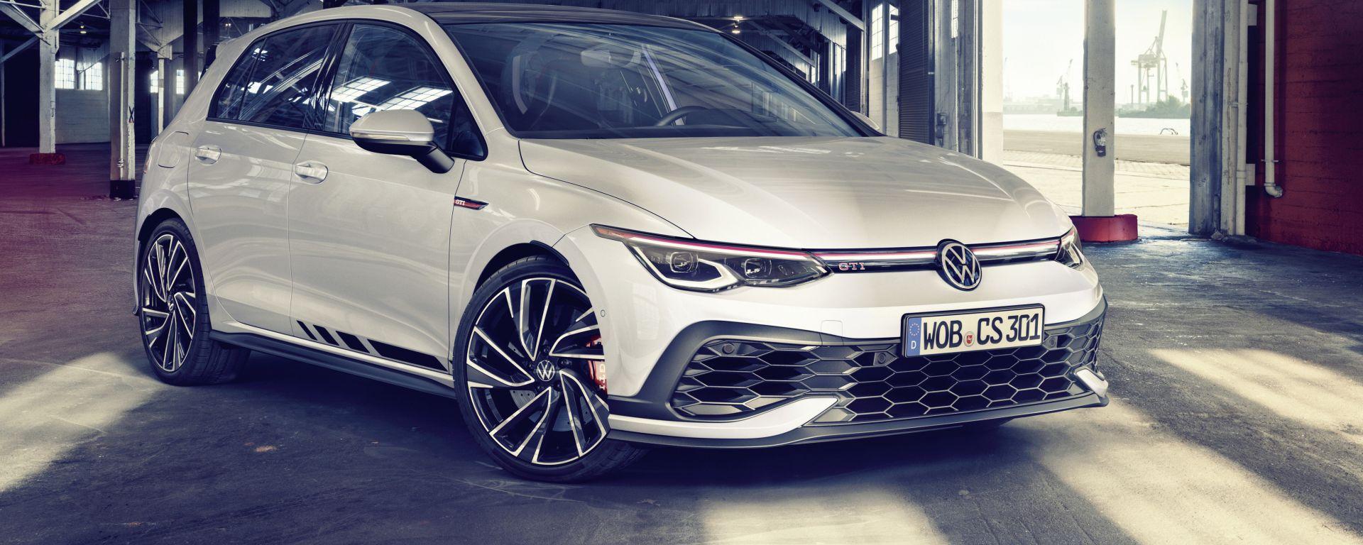 Nuova Volkswagen Golf GTI Clubsport: nata e cresciuta al 'Ring