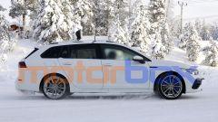 Nuova Volkswagen Golf R Variant: motore turbo benzina da 320 CV