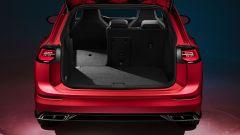 Nuova Volkswagen Golf Variant: il vano di carico