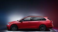 Nuova Volkswagen Golf Variant: laterale