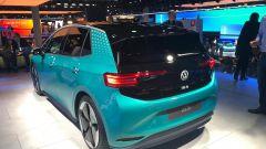 Nuova Volkswagen ID.3 al Salone di Francoforte 2019. Posteriore