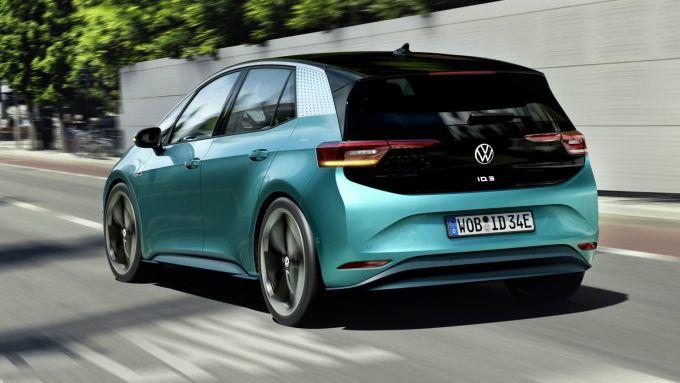 Nuova Volkswagen ID.3