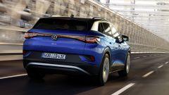 Volkswagen ID.4, il SUV del Popolo è un'elettrica. Prezzi e identikit - Immagine: 2