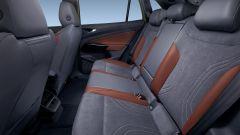 Nuova Volkswagen ID.4: i sedili posteriori