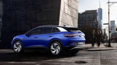 Nuova Volkswagen ID.4: il video che la mostra dentro e fuori