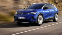Nuova Volkswagen ID.4: primo SUV 100% elettrico di Wolsburg