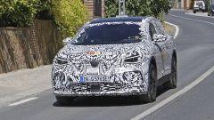 Nuova Volkswagen ID.4 SUV 2020: la foto spia del frontale