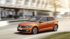 Nuova Volkswagen Polo 2017: 4,05 x 1,71 x 144 cm. Passo di 2,56 metri