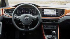 Nuova Volkswagen Polo, gli interni