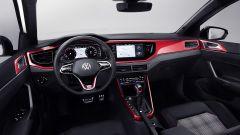 Nuova Volkswagen Polo GTI 2021: abitacolo sportivo