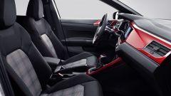 Nuova Volkswagen Polo GTI 2021: i sedili nel tradizionale motivo a quadri della serie GTI