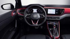 Nuova Volkswagen Polo GTI 2021: il posto di guida