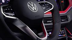 Nuova Volkswagen Polo GTI 2021: il volante sportivo con il logo GTI