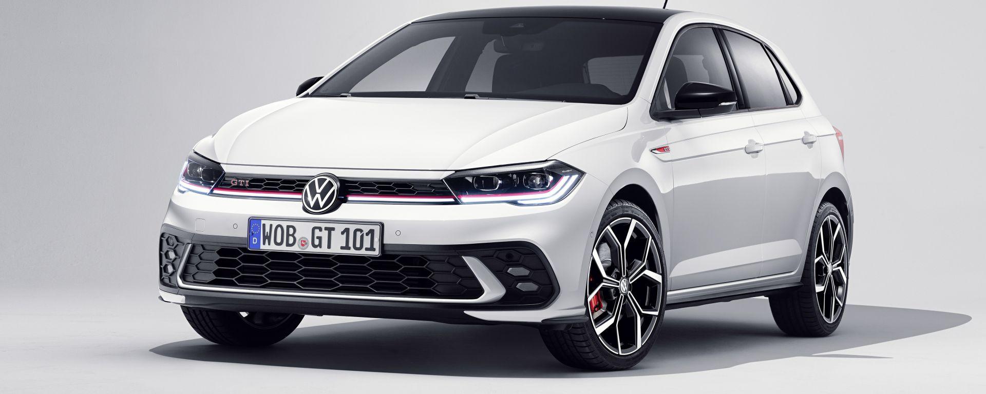 Nuova Volkswagen Polo GTI 2021