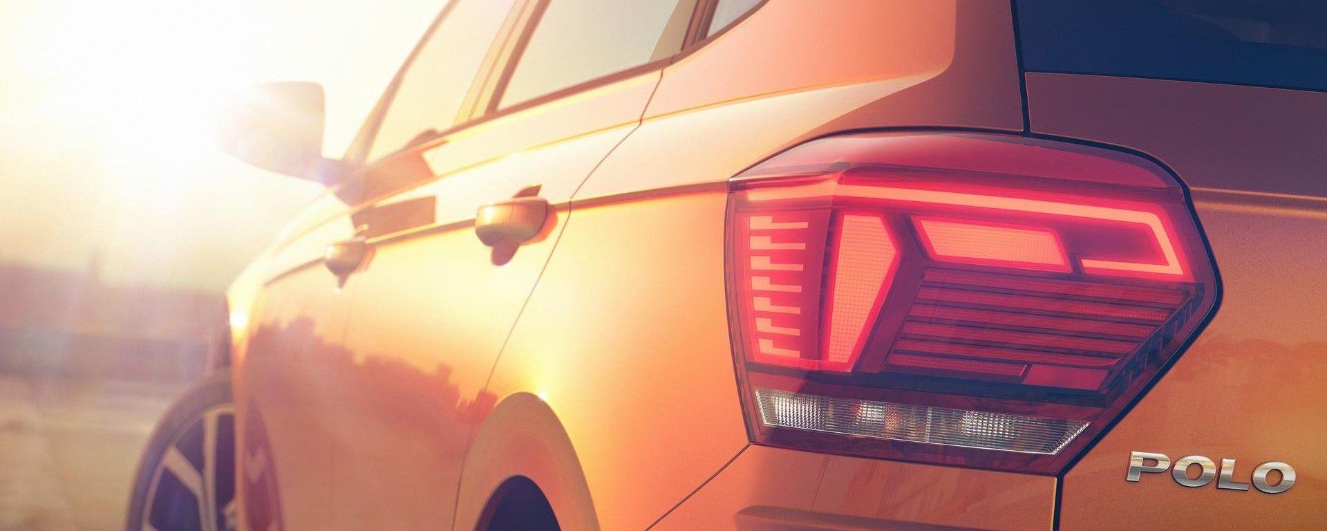 Nuova Volkswagen Polo, il teaser ufficiale